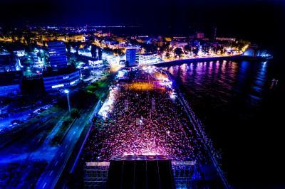 KIMARO 2021, în imagini. Cele mai frumoase momente de la cel mai mare Festival al muzicii româneşti